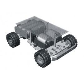Платформа для Arduino Robot (4 колеса, 2 мотора)