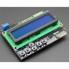 LCD 1602 Keypad Shield для Arduino