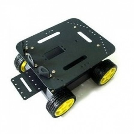 Платформа Пират к Arduino Robot 4 колеса,4 мотора