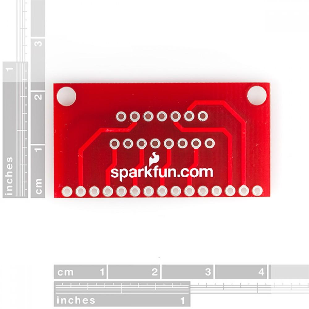 Интерфейсная плата для мотора L298N Full-Bridge Motor