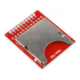 Интерфейсная плата для карт SD-MMC