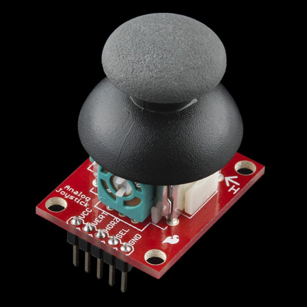 Интерфейсная плата для thumb-джойстика