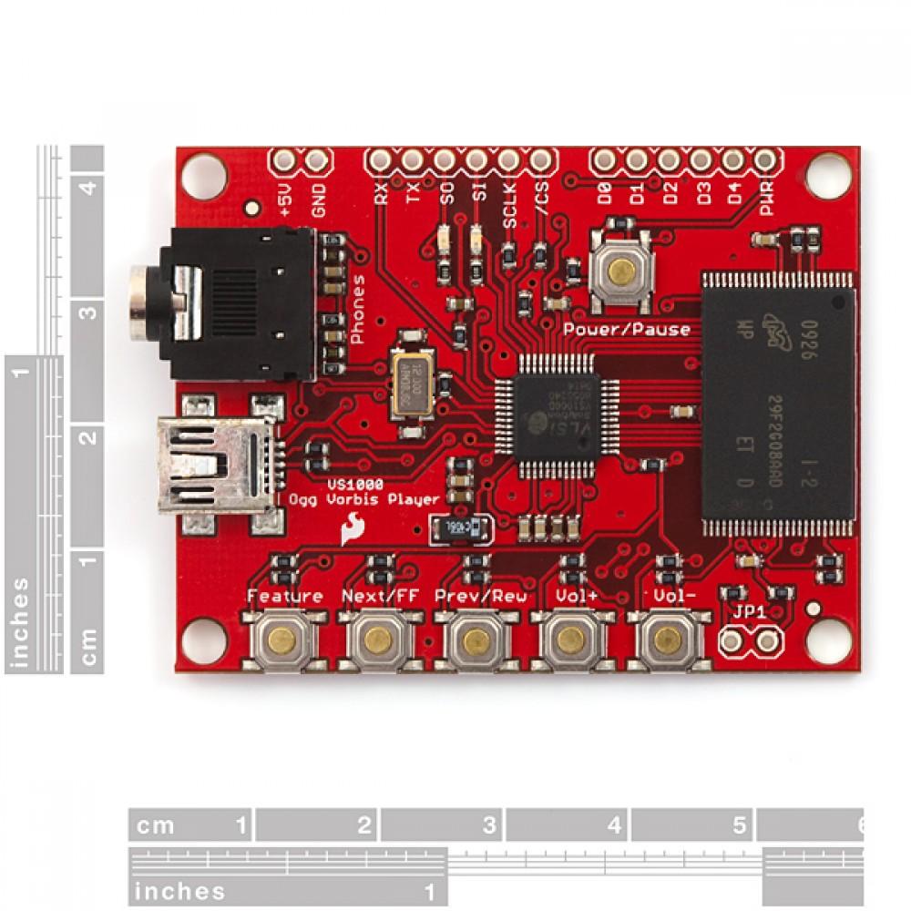 Интерфейсная плата для VS1000D
