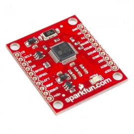 Интерфейсная плата для VS1011E-L MP3