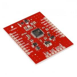 Интерфейсная плата для VS1063 MP3