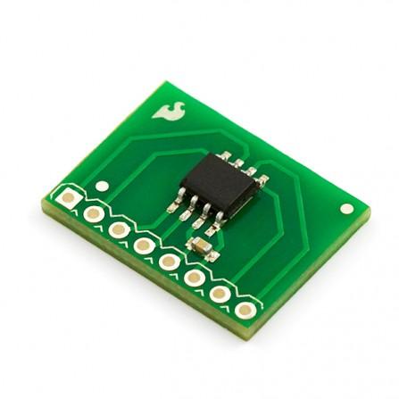 DS1077 - Программируемый переходник осциллятора - с 16,2 кГц на 133 МГц