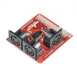 MIDI-разветвитель для Arduino