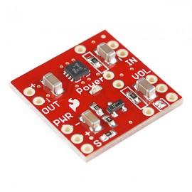 Разветвитель для звукового моноусилителя - TPA2005D1