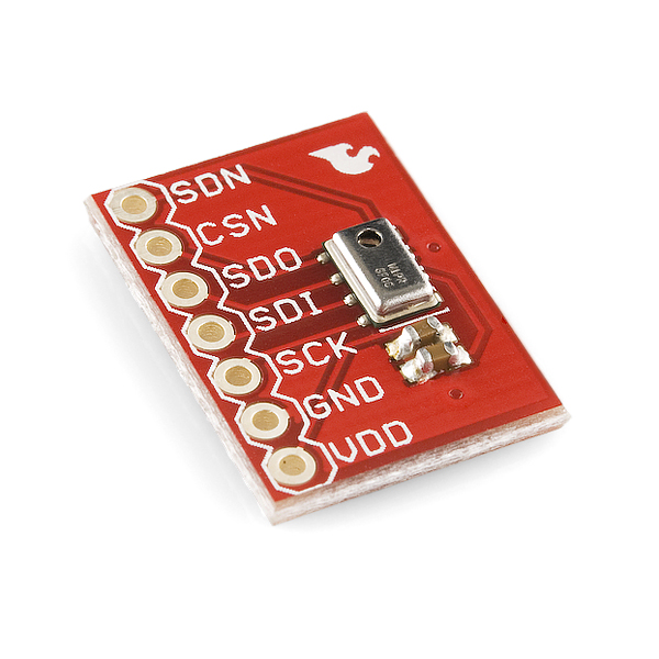 Плата MPL115A1 для сенсора барометрического давления