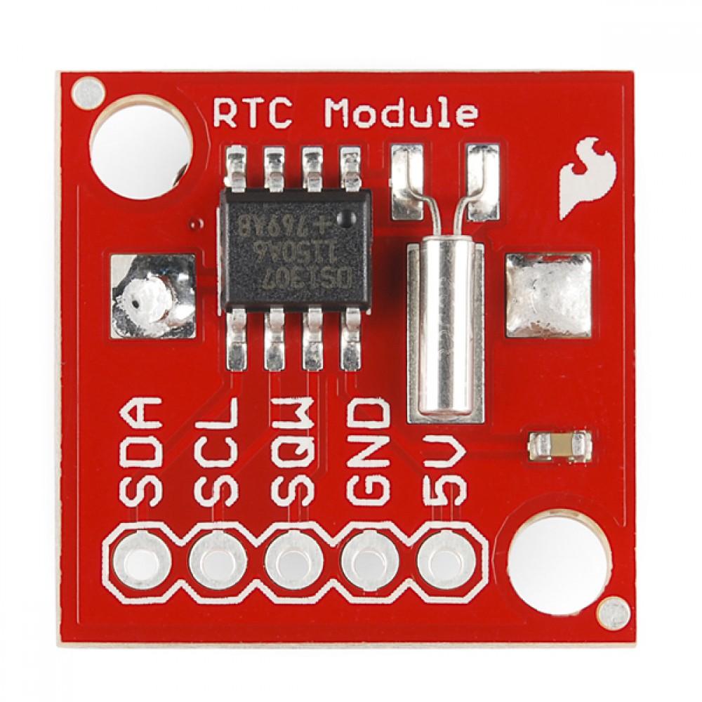 Модуль RTC-  Real Time Clock