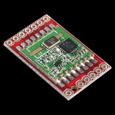 Интерфейсная плата для трансивера RFM22B-S2 RF