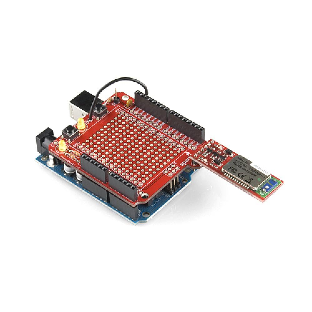 Arduino ProtoShield Kit Retail, Набор для розницы