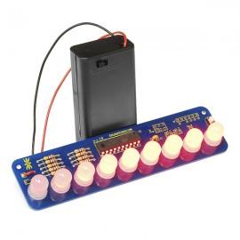 Larson Scanner Kit - Набор - LED-лампы рассеянного света, 10мм