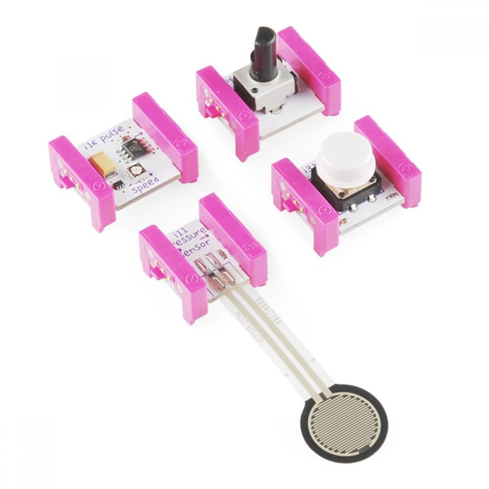 Стартовый набор littleBits Starter Kit v0.3
