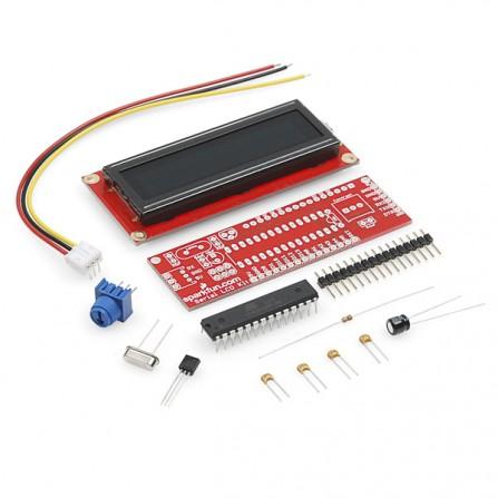 LCD Kit с серийной коммуникацией