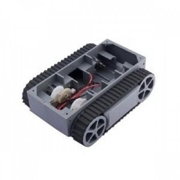 Платформа гусеничная  RP5 (2 мотора) Arduino Robot