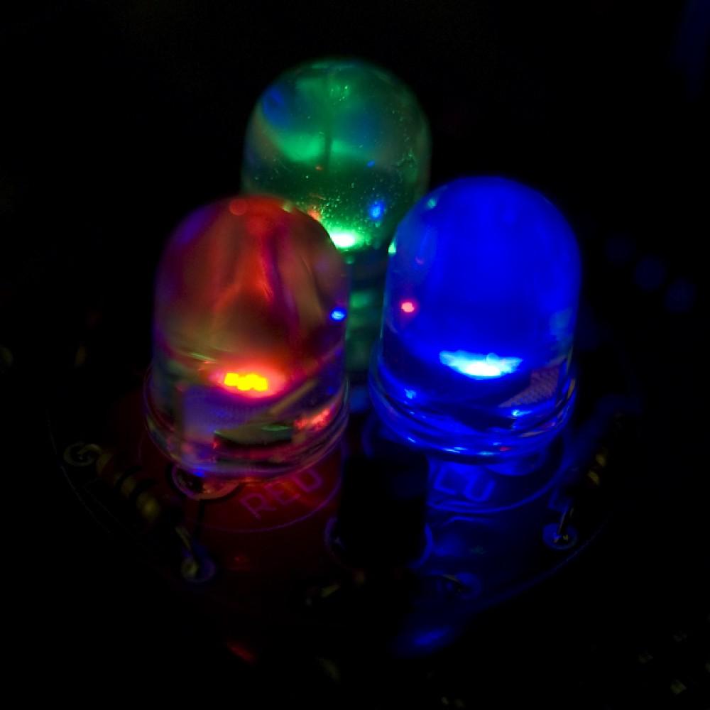 Набор разветвителя для трехцветного LED