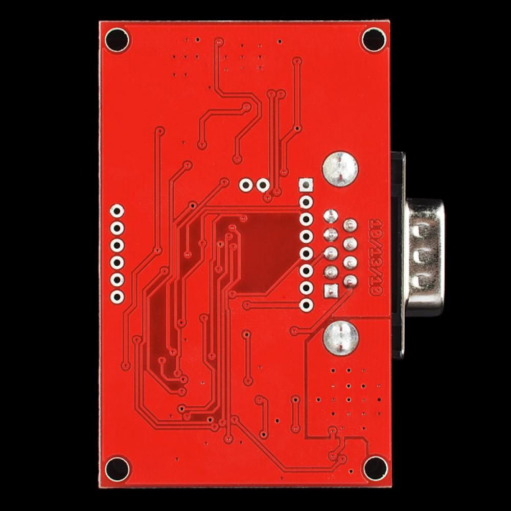 Преобразователь OBD-II --> UART