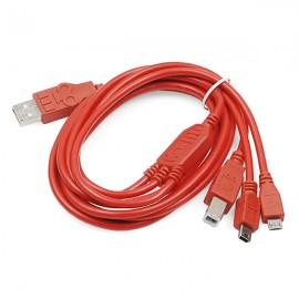 USB-кабель  Cerberus - 180 см