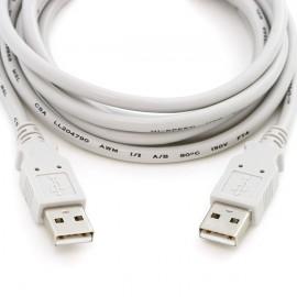 USB-кабель А-А - 180 см