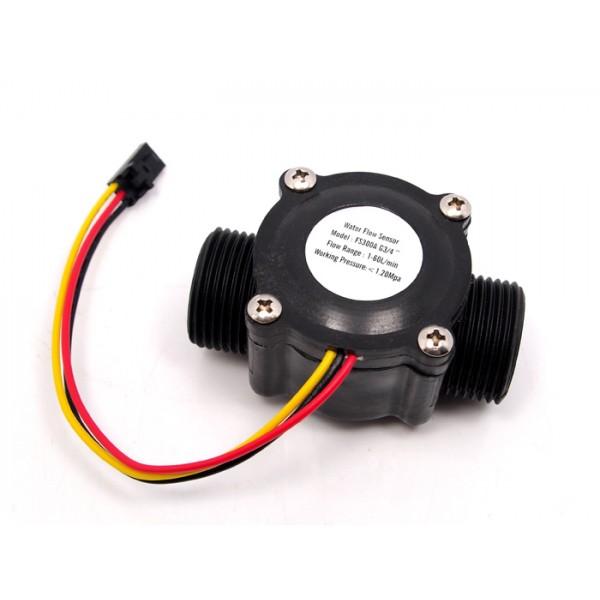 G 3/4 датчик расход воды для Arduino