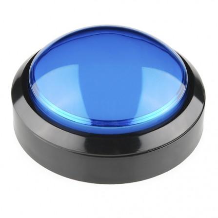 Кнопка Big Dome – Синяя