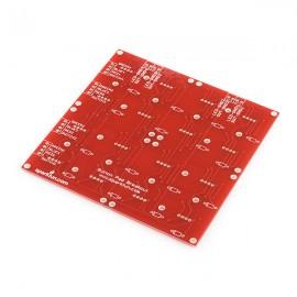 Подкладка для кнопок 4х4 - интерфейсная плата