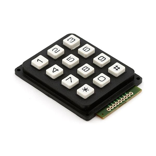 Клавиатура - 12-кнопочная