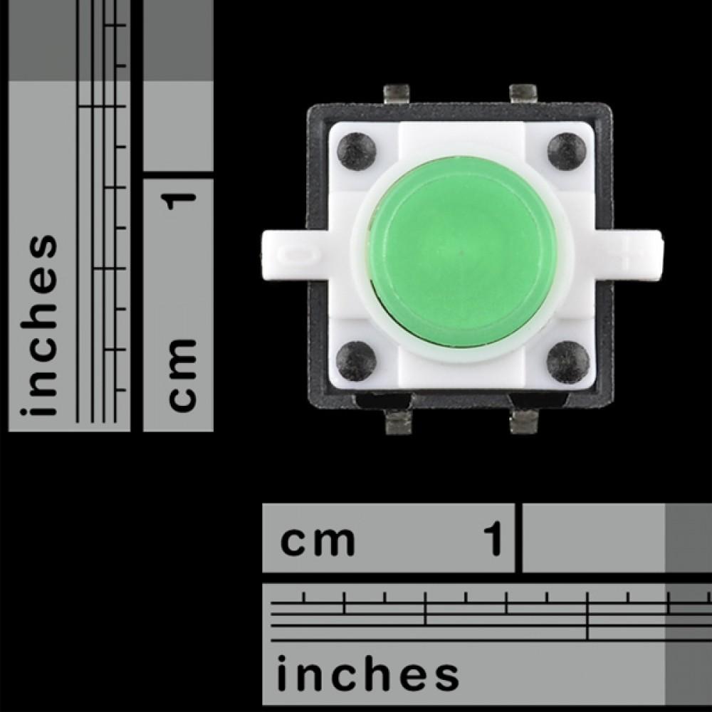 LED-кнопка - Зеленая