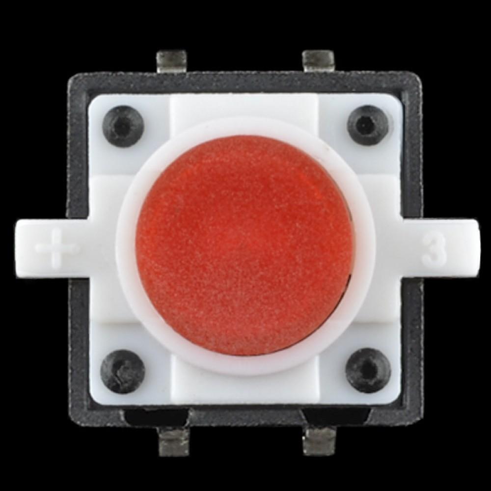 LED-кнопка - Красная