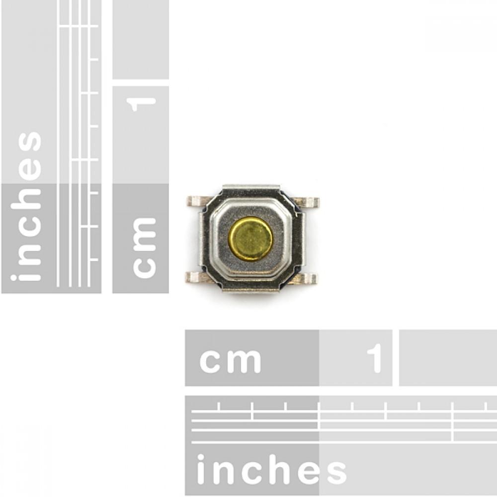 Переключатель мини-кнопки - SMD