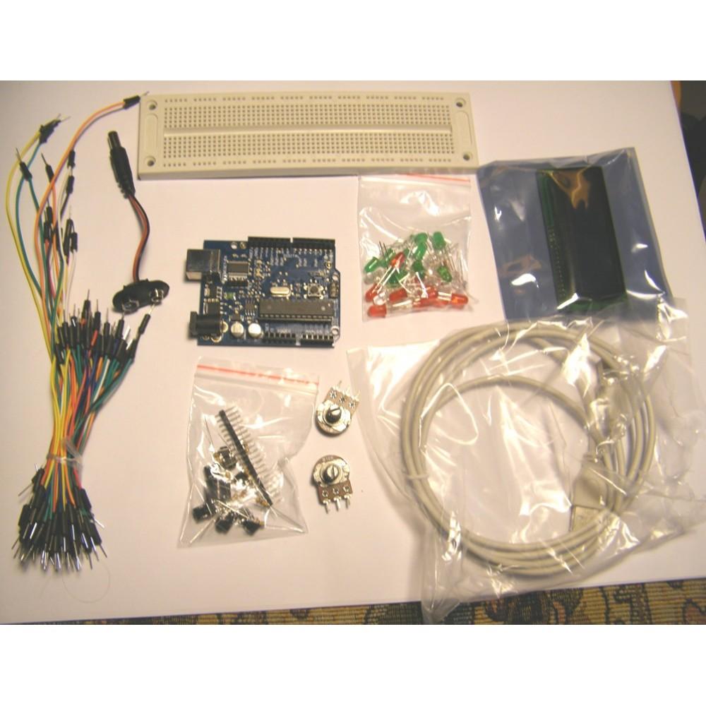 Набор Arduino Starter Kit (без платы Ардуино)
