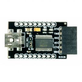 FTDI Basic Breakout 3.3/5V для Arduino