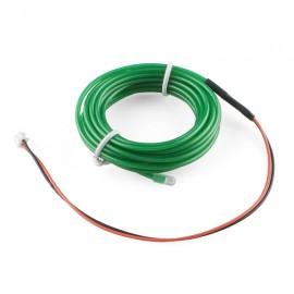 Люминесцентная лампа - Зеленая, 3 м