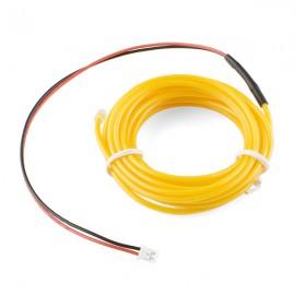 Люминесцентная лампа - Желтая, 3 м