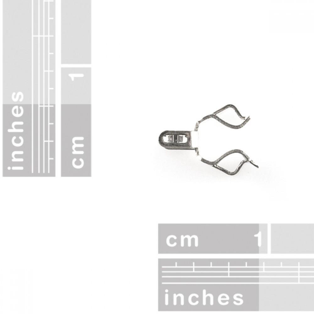 Клипса для предохранителя 5 мм