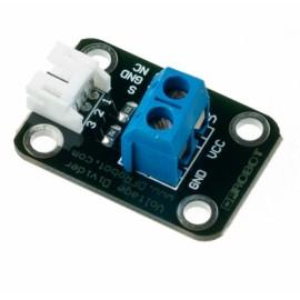Analog Voltage Divider делитель напряжения Arduino