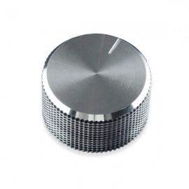 "Кнопка металлическая ""серебро"" - 14х24 мм"