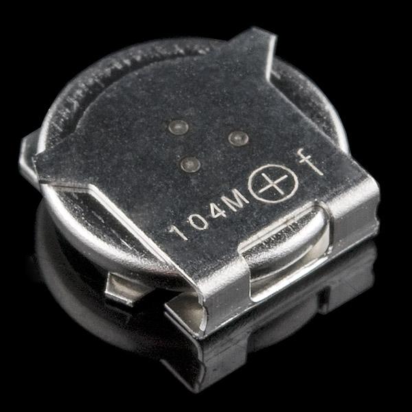 Супер-конденсатор 0,2 Ф / 3,3В
