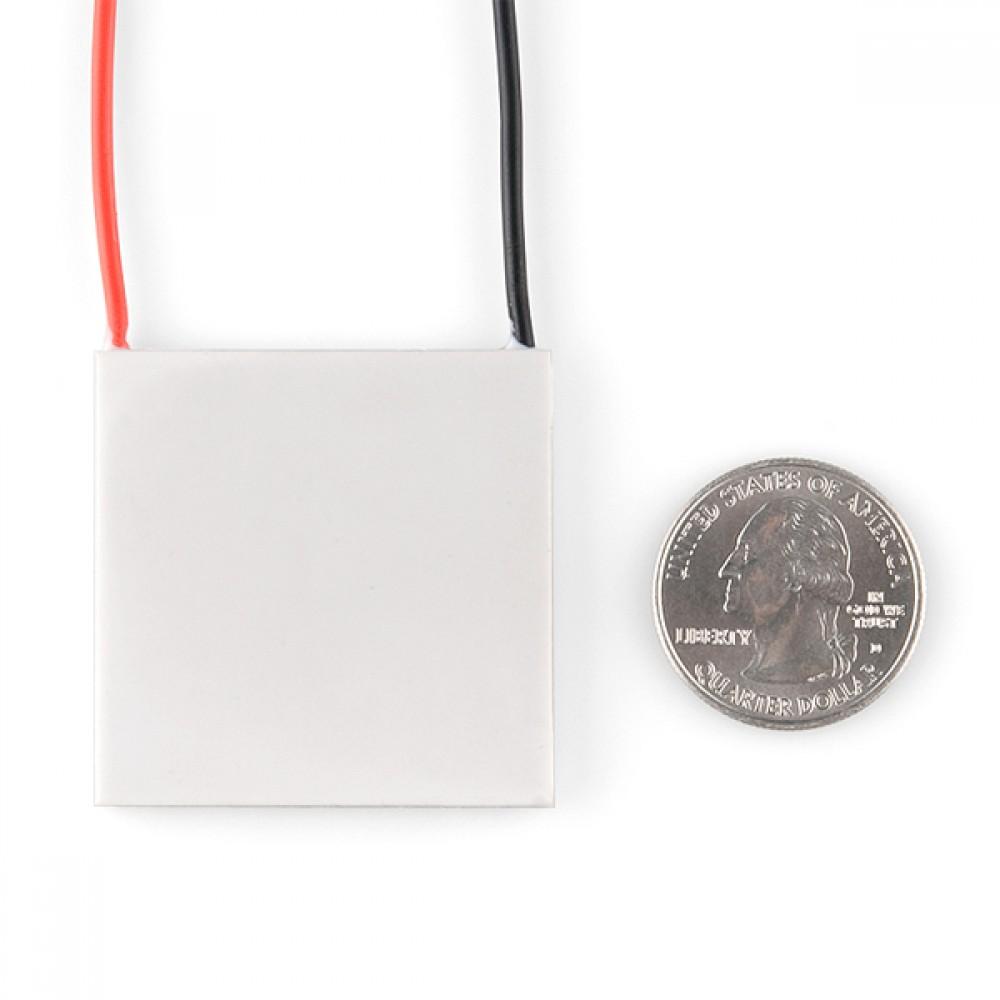 Термоэлектрический радиатор - 40х40 мм