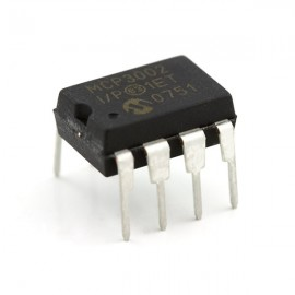 АЦП Analog to Digital Converter - MCP3002 для Arduino