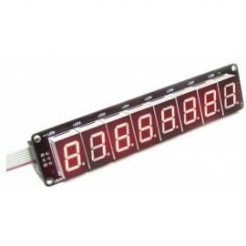 Цифровой дисплей SPI LED 8 Digital для Arduino