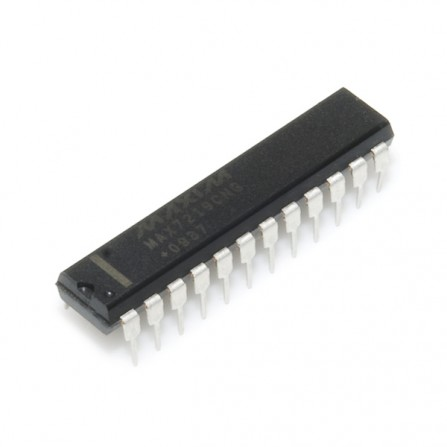 Драйвер LED-дисплея (8 цифр) - MAX7219CNG