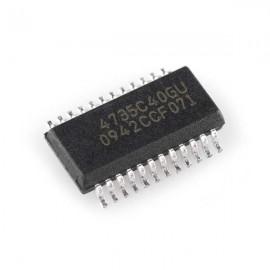 Микросхема SI4735-D60-GU AM/FM Radio