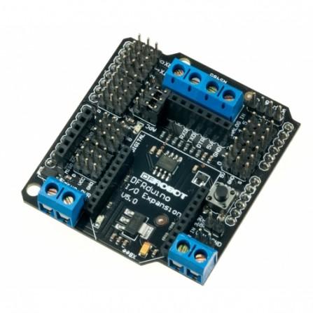 IO Expansion Shield V5 для Arduino