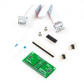 7-сегментный контроллер (набор) - вторичный