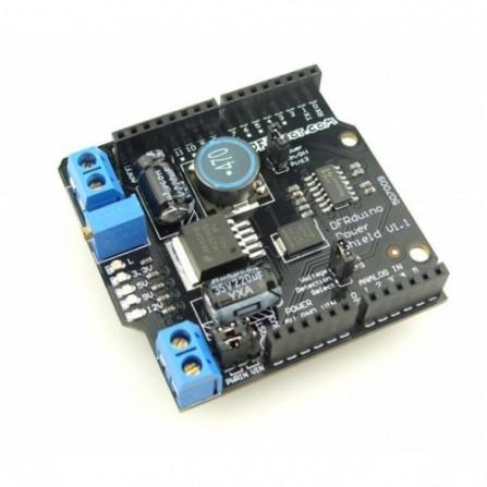 Плата Power Shield для Arduino