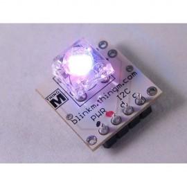 BlinkM - программируемые RGB LED-индикаторы
