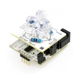 BlinkM MaxM - программируемые RGB LED-индикаторы