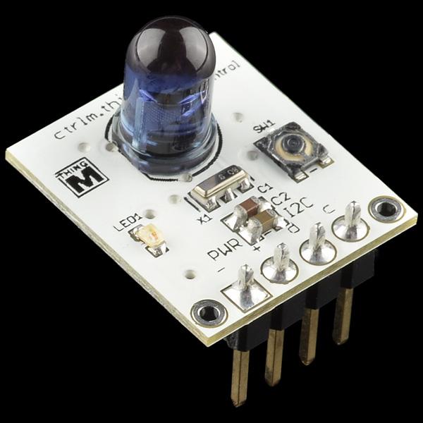 CtrlM - инфракрасный передатчик